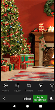 Catch Santa in my house with Capture The Magic APK screenshot 1