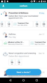 Carbon Health APK screenshot 1