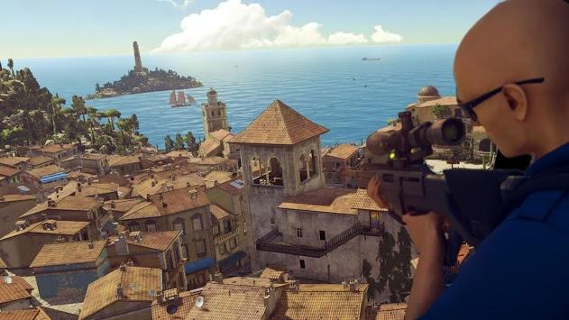 Critical Sniper Shooting- New modern gun fire game APK screenshot 1