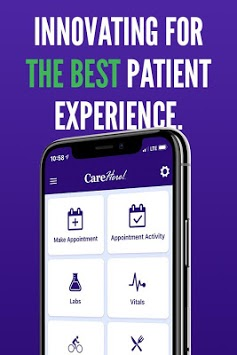 CareHere APK screenshot 1