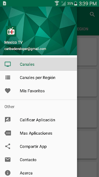 Mexico TV 2019 - Mexican Television APK screenshot 1