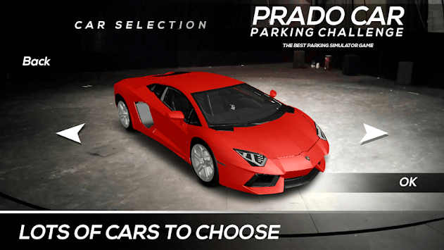 Prado Car Parking Challenge APK screenshot 1
