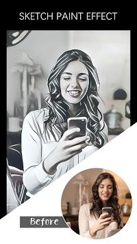 Cartoon Art Effect: 50 Paint Art photo effects APK screenshot 1