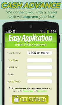 Cash Advance Money Loan App APK screenshot 1