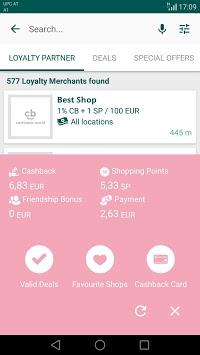 Cashback App APK screenshot 1