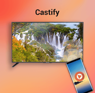 Cast to TV & Chromecast APK screenshot 1