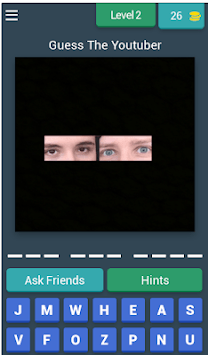 Guess The Youtuber APK screenshot 1