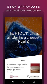 CNET: Best Tech News, Reviews, Videos & Deals APK screenshot 1
