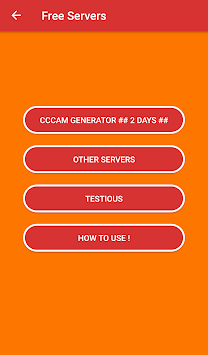CCcam 48H Renewed APK screenshot 1