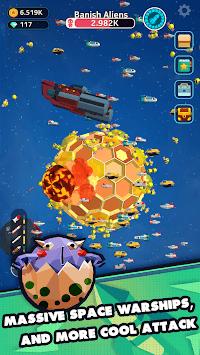 Planet Overlord APK screenshot 1