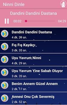 Listen to Baby Lullabies APK screenshot 1