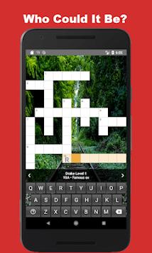 Celebrity Crossword APK screenshot 1