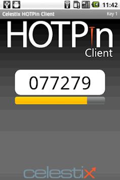 HOTPin Android Client APK screenshot 1