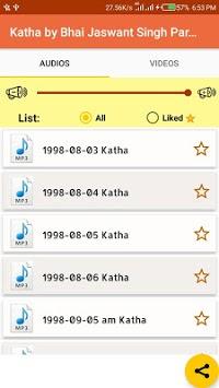 Katha By Giani Jaswant Singh Ji Parwana APK screenshot 1