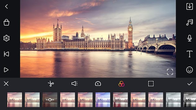 Film Maker Pro - free movie editor for imovie APK screenshot 1