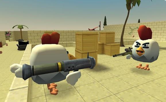 🐓Chicken Gun🐓 APK screenshot 1