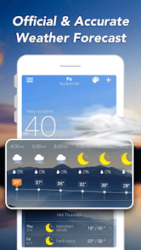Weather Forecast & Widgets & Radar APK screenshot 1