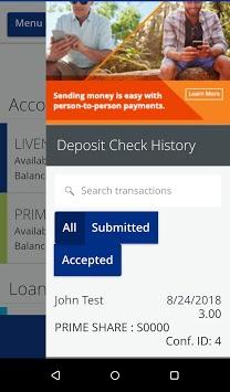 Chartway Online Banking APK screenshot 1