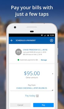 Chase Mobile APK screenshot 1