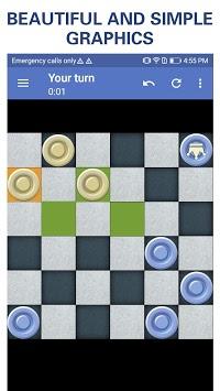 Checkers Free APK screenshot 1