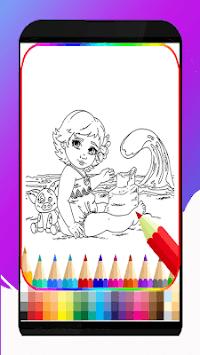cheiif twi coloring book APK screenshot 1