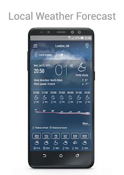 Live Weather Forecast 2019 APK screenshot 1
