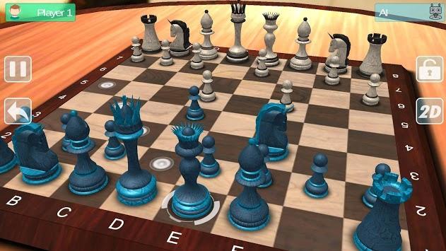Chess Master 3D Free APK screenshot 1
