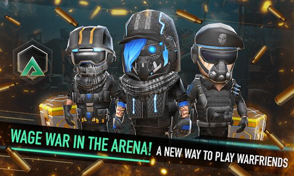 WarFriends: PvP Shooter Game APK screenshot 1