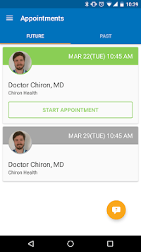 Chiron Health APK screenshot 1