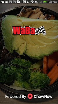 WABA GRILL APK screenshot 1