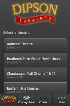 Dipson Theatres APK screenshot 1