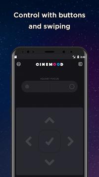 CINEMOOD APK screenshot 1