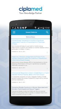 Ciplamed APK screenshot 1