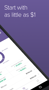 Circle Invest — Buy BTC, ETH and more instantly APK screenshot 1