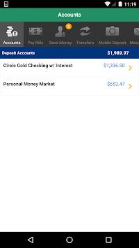 Citizens Bank Mobile Banking APK screenshot 1