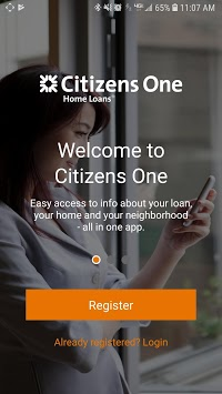 Citizens One Home Loans APK screenshot 1