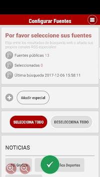 Deportes El Salvador APK screenshot 1