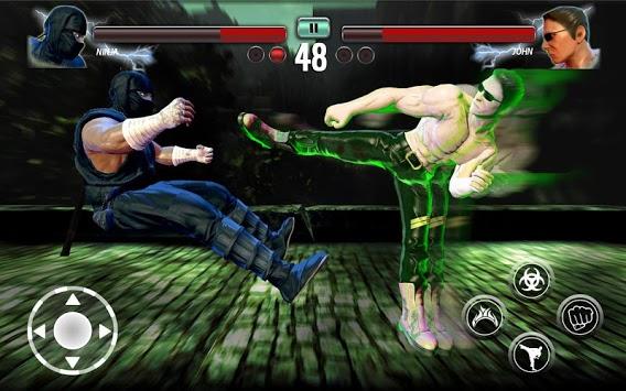 Ninja Games - Fighting Club Legacy APK screenshot 1