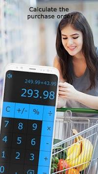 Simple Calculator APK screenshot 1