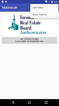 Clareity Authenticator APK screenshot 1