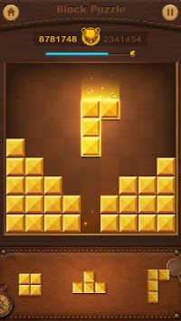 Wood Block Puzzle APK screenshot 1