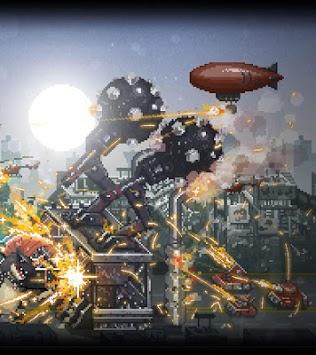 World Beast War: Destroy the World in an Idle RPG APK screenshot 1