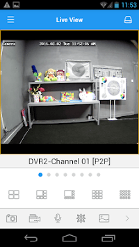 RXCamView APK screenshot 1