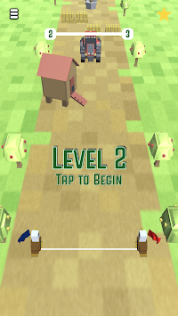 Swing Stampede APK screenshot 1