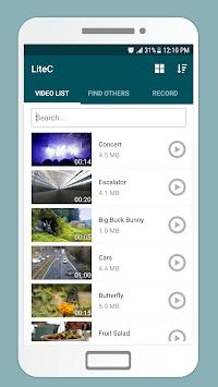 LiteC - Video to MP3 Audio Converter APK screenshot 1