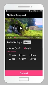 Video To Mp3 Audio Converter APK screenshot 1