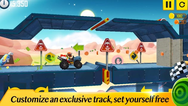 Motocraft APK screenshot 1