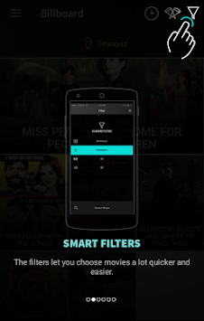 CMX Cinemas APK screenshot 1