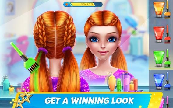 Rhythmic Gymnastics Dream Team: Girls Dance APK screenshot 1