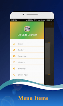 Qr Code-Scanner 2019 APK screenshot 1